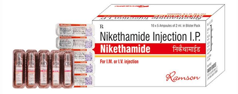 Nikethamid là thuốc kích thích thần kinh trung ương có tác dụng điều trị mất ngủ
