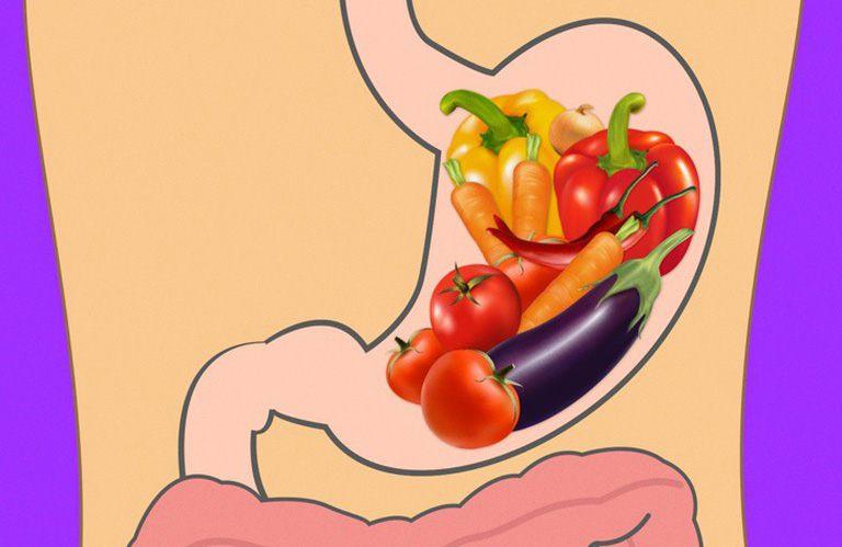 vai trò của axit dạ dày