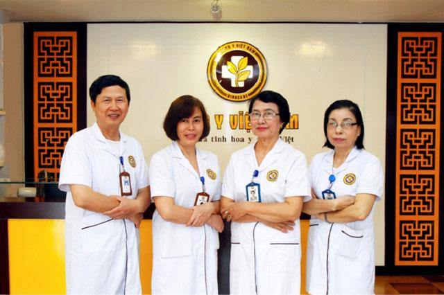 Trung tâm Da liễu Đông y Việt Nam là lựa chọn hàng đầu đối với các bệnh lý da liễu điều trị bằng Y học cổ truyền