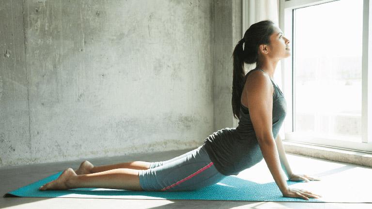bài tập cho người huyết áp thấp đau vai gáy