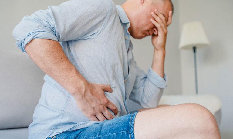 bấm huyệt chữa đau dạ dày