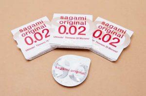 Sagami Original 0.02 nằm ở vị trí thứ 3 trên bảng xếp hạng top những bao cao su mỏng nhất thế giới
