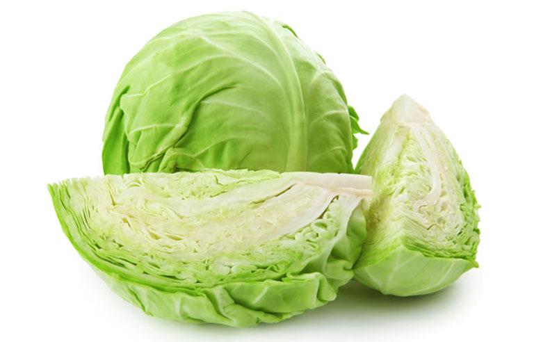 Người bệnh cũng nên bổ sung các loại rau xanh, trái cây tươi tốt cho dạ dày