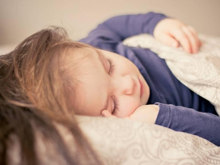 Không gian ảnh hưởng rất lớn đến chất lượng giấc ngủ của trẻ