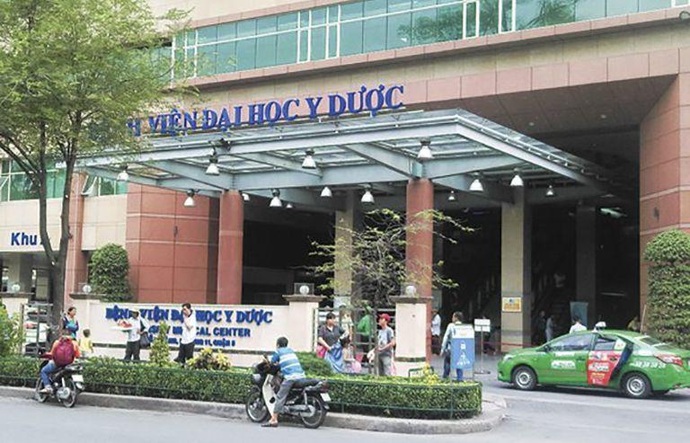 Nội soi dạ dày ở đâu tốt - Bệnh viện Đại học Y dược TPHCM