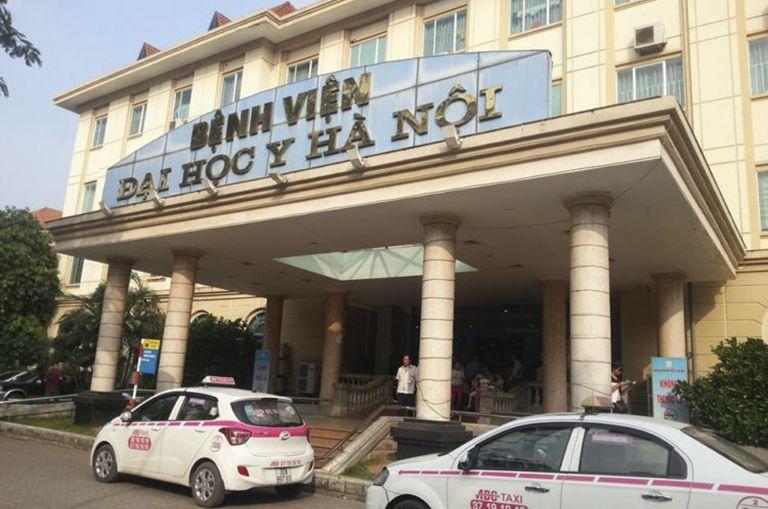 Bệnh viện Đại học Y Hà Nội đã trở thành địa chỉ nội soi dạ dày được nhiều người tin tưởng lựa chọn