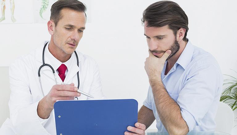 điều trị bệnh ở bộ phận sinh dục nam
