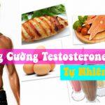 cách tăng testosterone tự nhiên