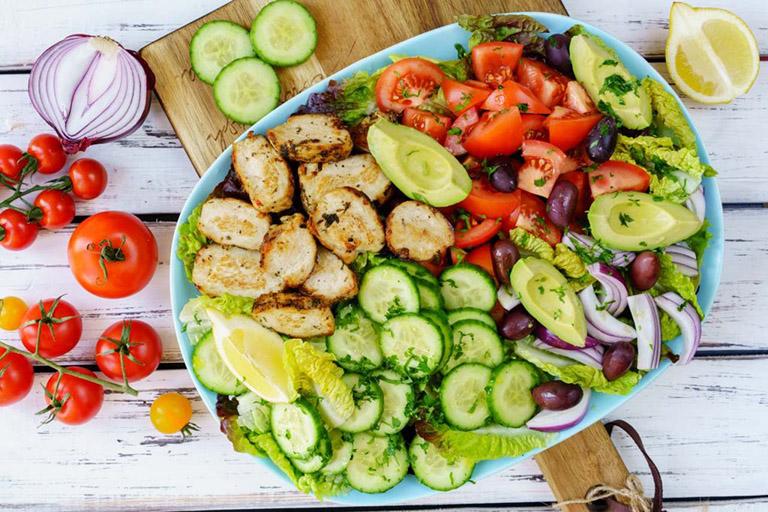 cách chữa bệnh trĩ ngoại tại nhà qua chế độ ăn uống