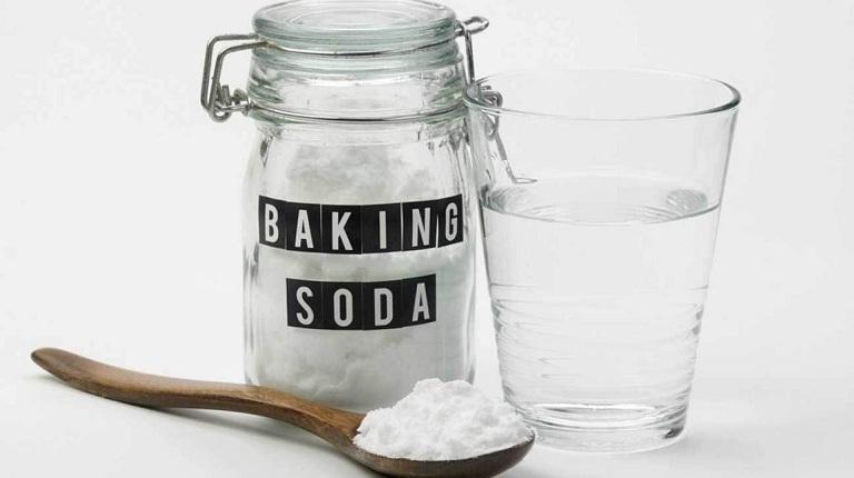 mẹo chữa trào ngược dạ dày bằng baking soda