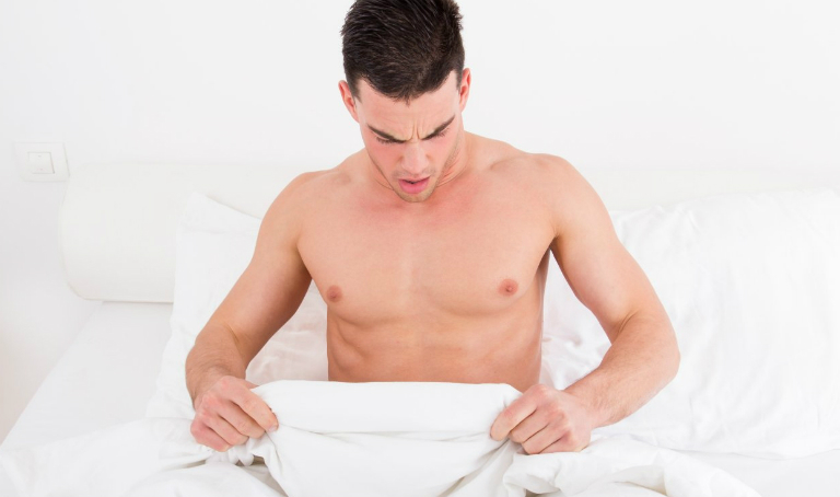 Dùng thuốc kích dục quá thường xuyên có thể gây liệt dương.