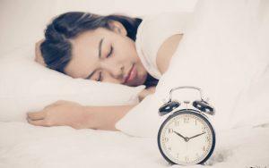 cách ngủ sớm