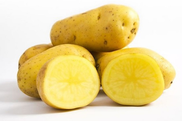 Bà bầu bị rạn da bụng nên dùng khoai tây điều trị tại nhà