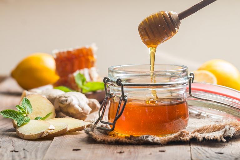 Chữa đau dạ dày bằng mật ong nguyên chất