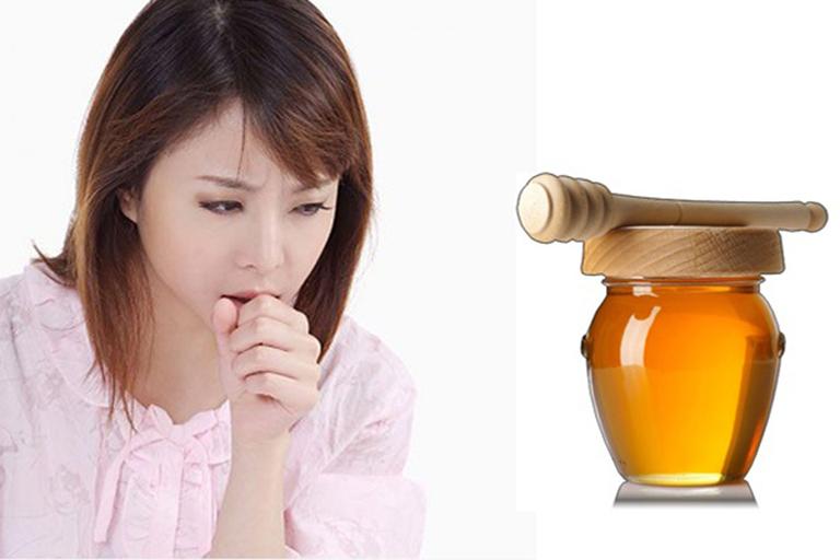 Chữa ho có đờm bằng mật ong là phương pháp rất an toàn và mang lại hiệu quả tốt