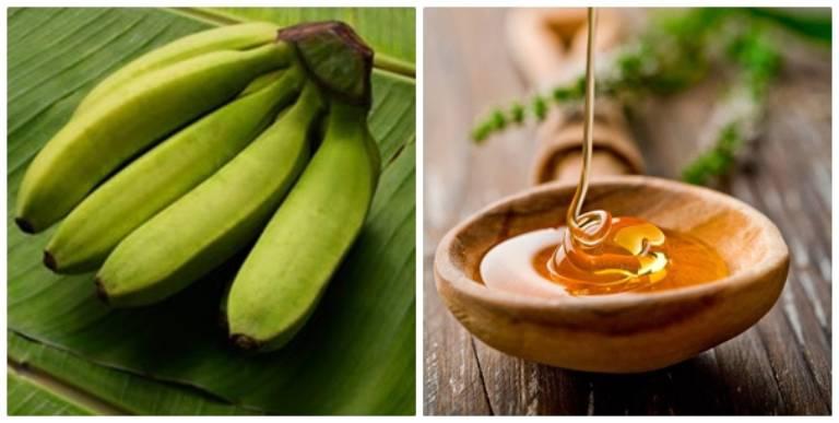 Điều trị viêm loét dạ dày bằng mật ong và chuối hột là phương pháp rất hiệu quả