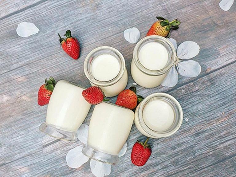 Đau dạ dày có nên uống sữa chua?