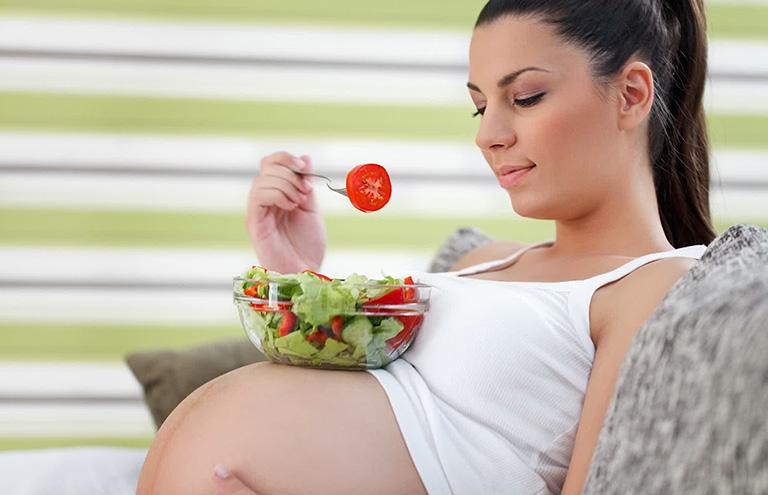 điều trị đau dạ dày cuối thai kỳ