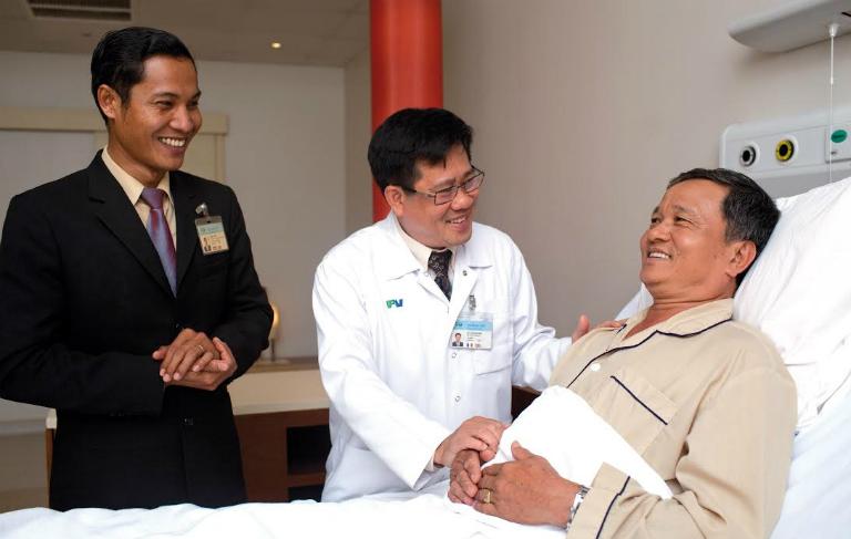 Bệnh viện FV là một sự lựa chọn tốt cho người bị đi ngoài ra máu.