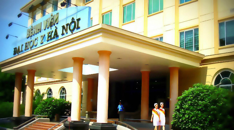 Có thể khám các vấn đề về tiêu hóa ở bệnh viện Đại học Y Hà Nội.