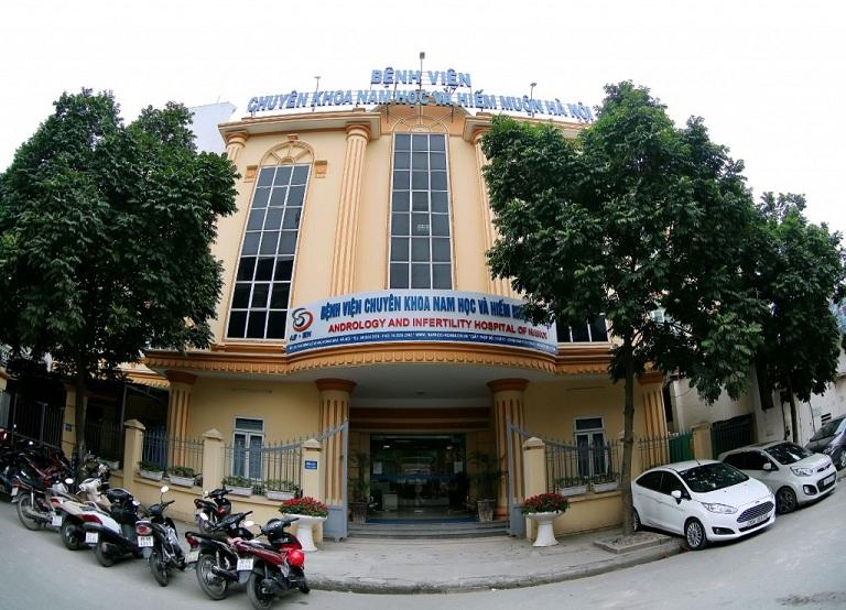 Tại Hà Nội điều trị xuất tinh sớm ở đâu?