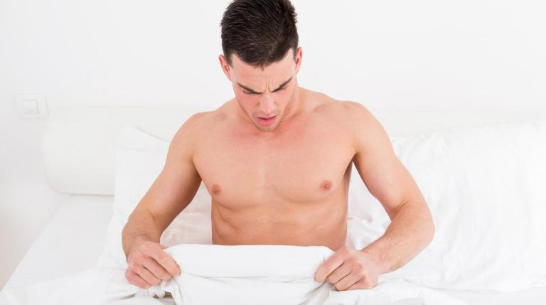 Cương dương buổi sáng là một hiện tượng bình thường, báo hiệu nam giới có sức khỏe tốt, máu huyết lưu thông.