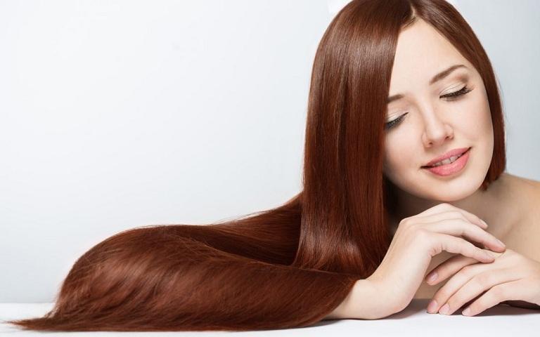 Hà thủ ô trắng giúp làm mượt tóc