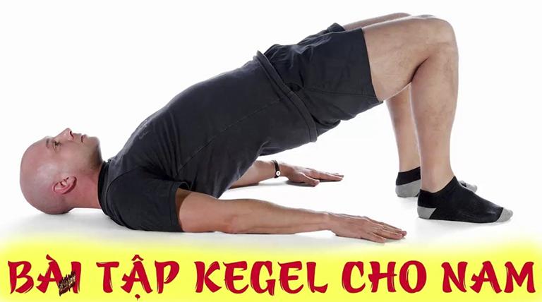 Kegels là một trong những bài tập có tác dụng tăng kích thước dương vật rất hiệu quả và nhanh chóng