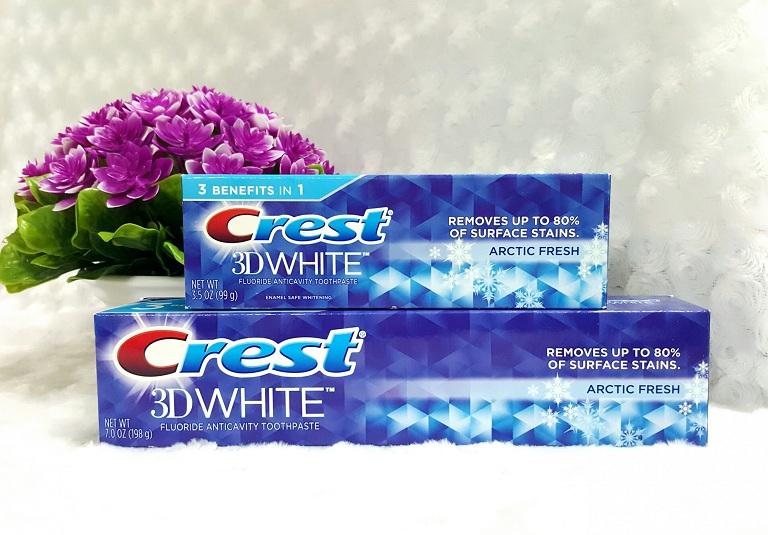 kem đánh răng trị hôi miệng tốt