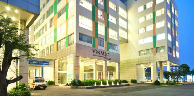 Hệ thống bệnh viện Vinmec là một trong những đại chỉ tin cậy khám tuyến tiền liệt.
