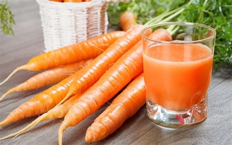Kinh nguyệt không đều nên ăn cà rốt