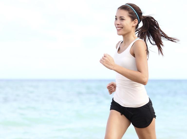 Tập thể dục thường xuyên và vừa phải để dạ dày hoạt động tốt hơn và giảm cân hiệu quả hơn