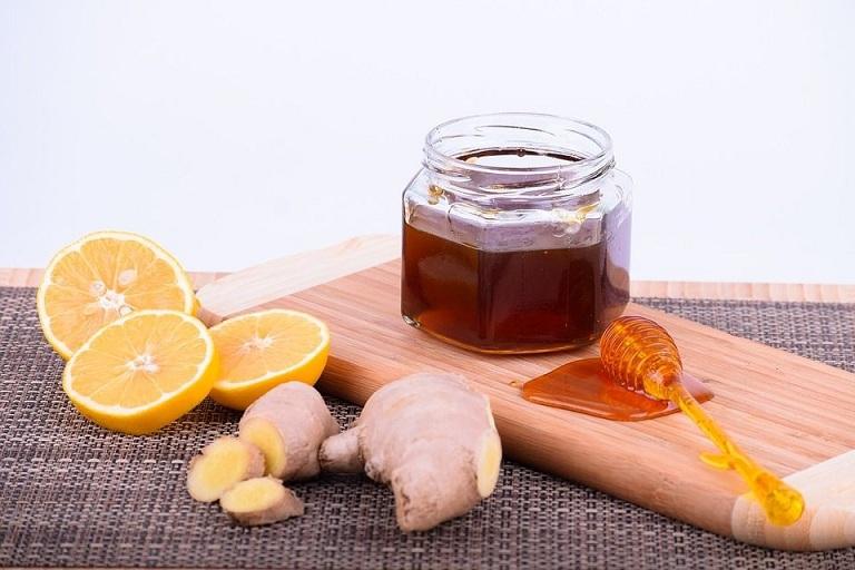 Trà gừng mật ong giúp chữa yếu sinh lý ở nam giới