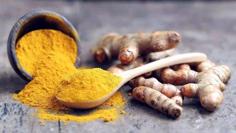 Nghệ vàng có đặc tính kháng khuẩn hỗ trợ phục hồi các tổn thương tốt