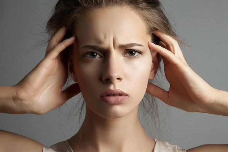 Phụ nữ thường xuyên bị áp lực rất dễ bị chậm kinh