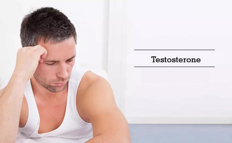 nguyên nhân gây giảm testosterone