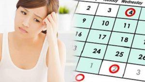 Rối loạn kinh nguyệt là vấn đề khiến nhiều chị em lo lắng