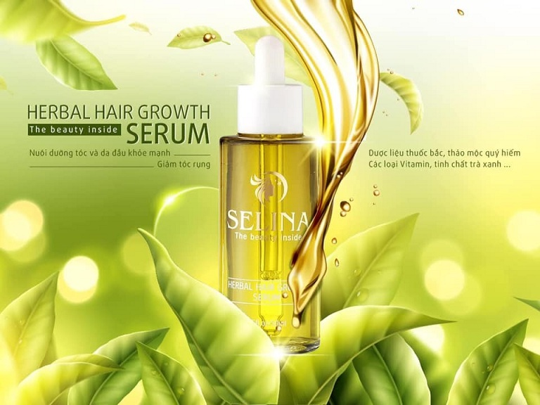 Serum mọc tóc Selina