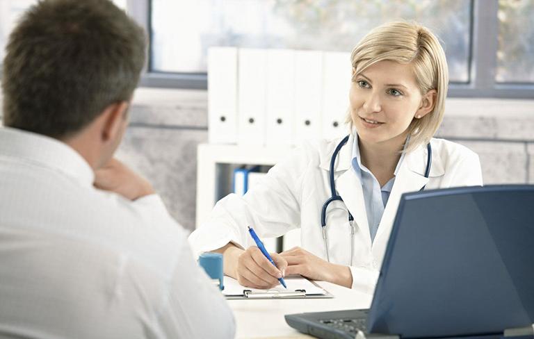 Sau khi đốt sùi mào gà nên tái khám theo lịch hẹn của bác sĩ để theo dõi diễn biến của bệnh