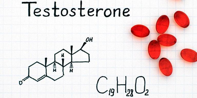 Testosterone nam