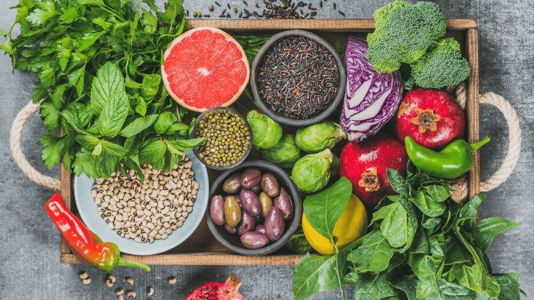 Tăng cường ăn nhiều rau xanh nhất là các thực phẩm giàu chất xơ và kali