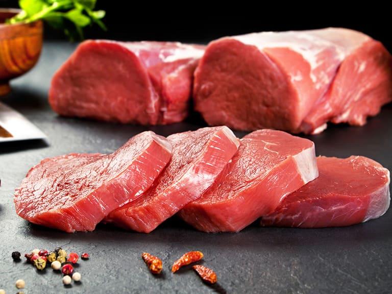 Thịt đỏ tốt cho số lượng và chất lượng tinh trùng