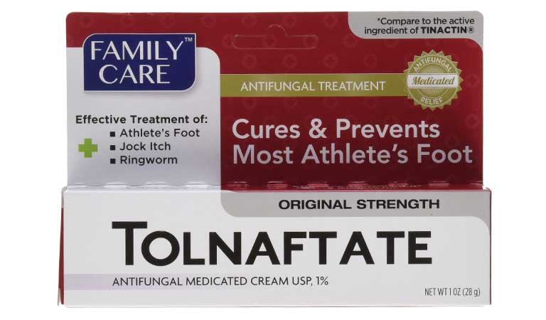 Thuốc bôi ngứa háng Tolnaftate 1%