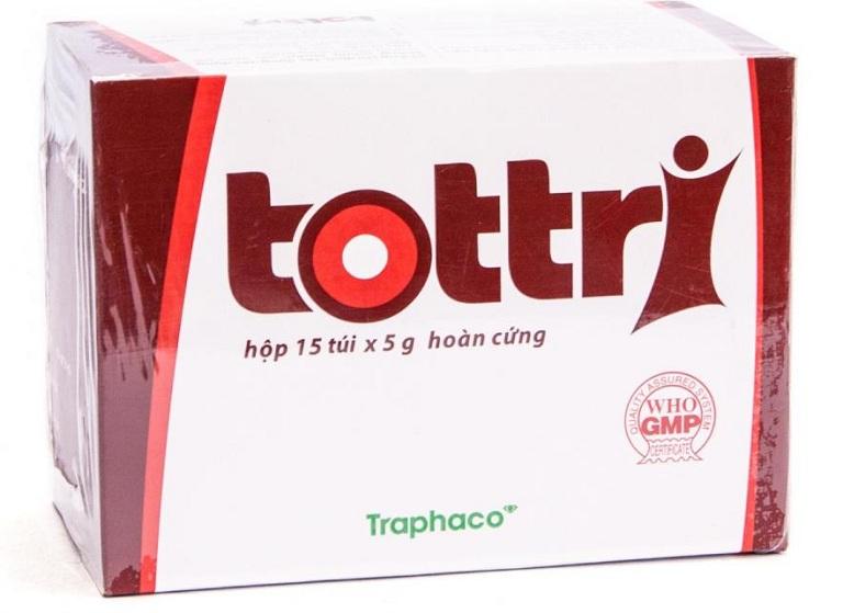 Thuốc chữa bệnh trĩ Tottri