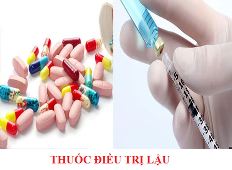 Các loại thuốc điều trị bệnh lậu hiện nay