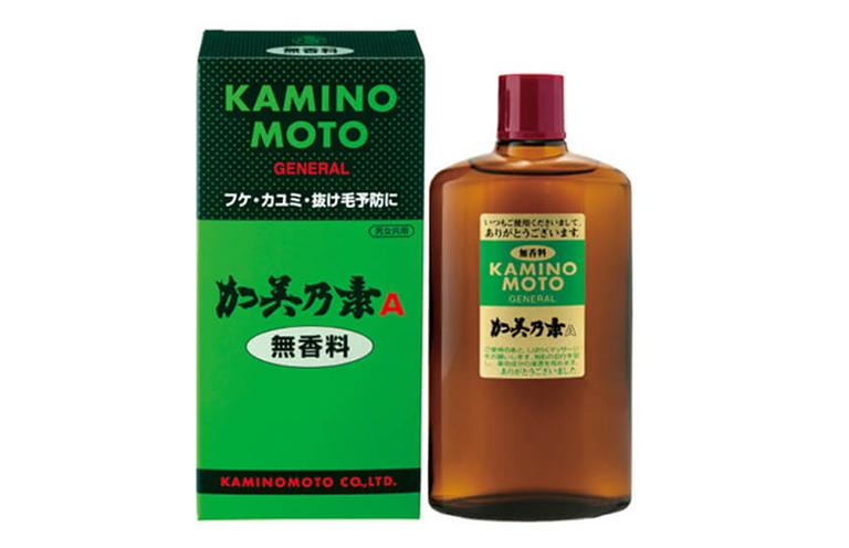 thuốc mọc tóc kaminomoto giá bao nhiêu
