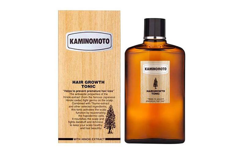 thuốc mọc tóc kaminomoto có mấy loại
