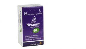 Nên uống thuốc Nexium 40mg trước bữa ăn.