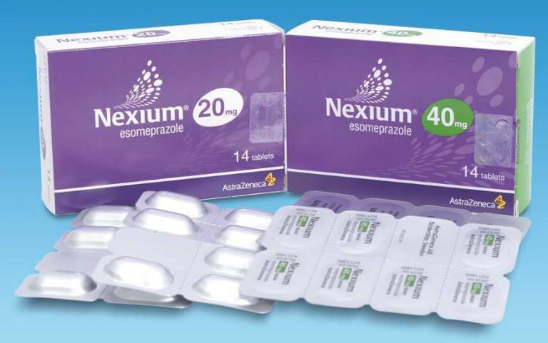 Thuốc Nexium 40mg uống trước hay sau ăn