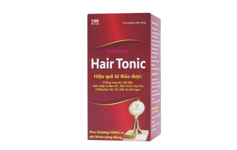 Thuốc mọc tóc Hair Tonic là một trong những loại thuốc mọc tóc tốt nhất hiện nay.